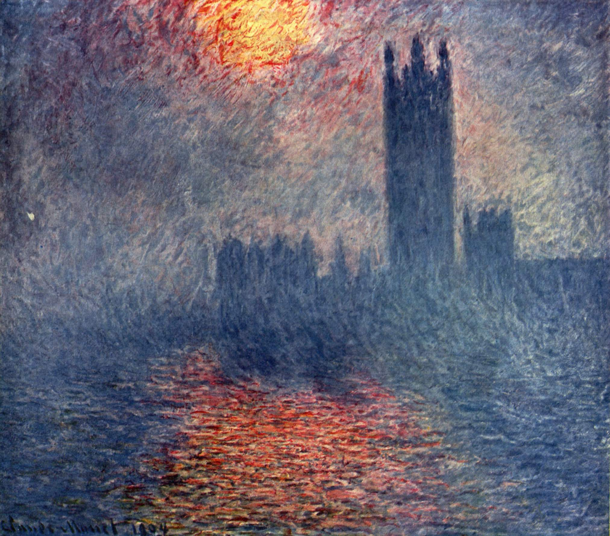 claude monet and impressionism Claude monet's impression, sunrise (musée marmottan monet, paris) exhibited in 1874, gave the impressionist movement its name when the critic louis leroy accused it.