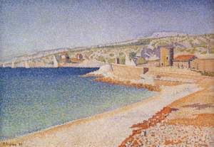Paul_Signac_-_The_Jetty_at_Cassis,_Opus_198